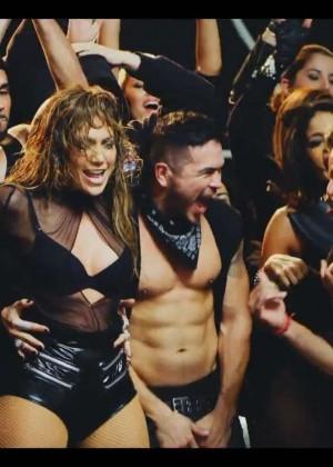 Jennifer Lopez: Adrenalina video caps -36