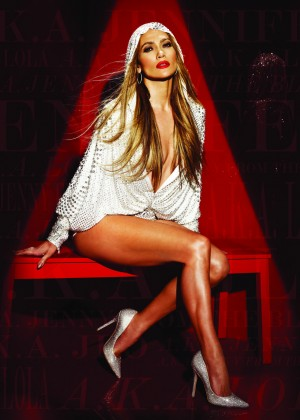 Jennifer Lopez Hot for AKA Album Photoshoot
