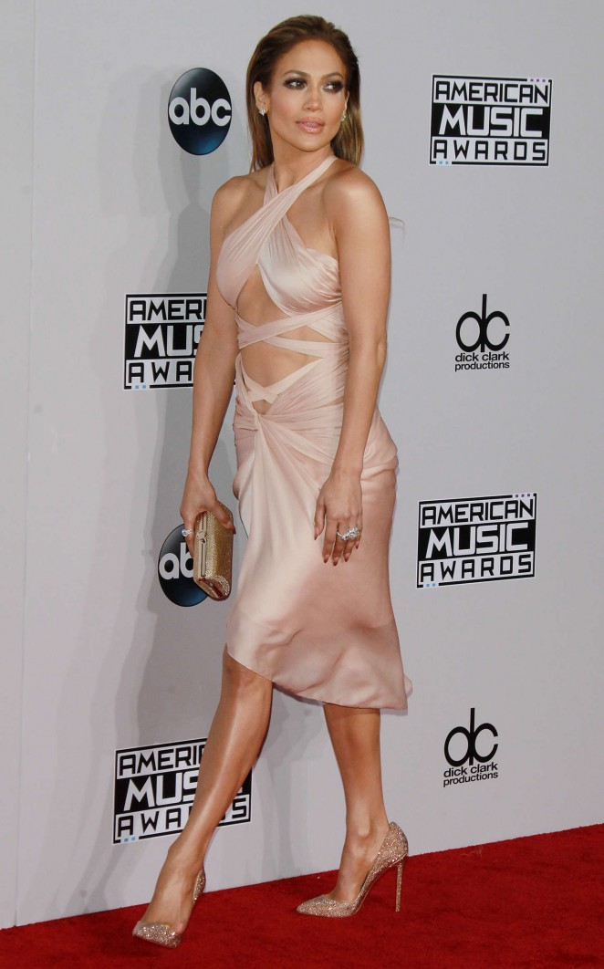 Jennifer Lopez: 2014 American Music Awards -02
