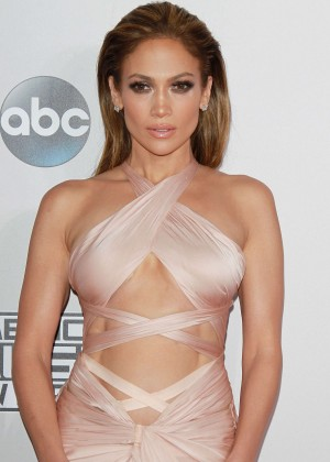 Jennifer Lopez - 2014 American Music Awards in LA