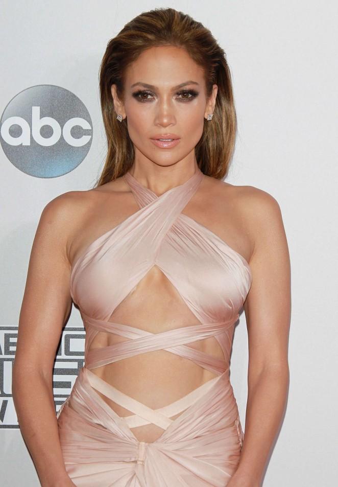 Jennifer Lopez - 2014 American Music Awards in LA