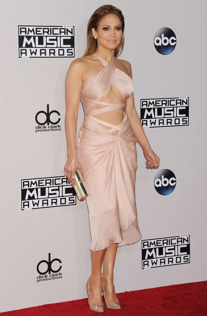 Jennifer Lopez: 2014 American Music Awards -24