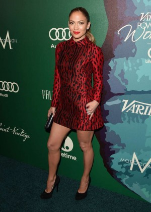 Jennifer Lopez - 2014 Variety Power of Women in LA