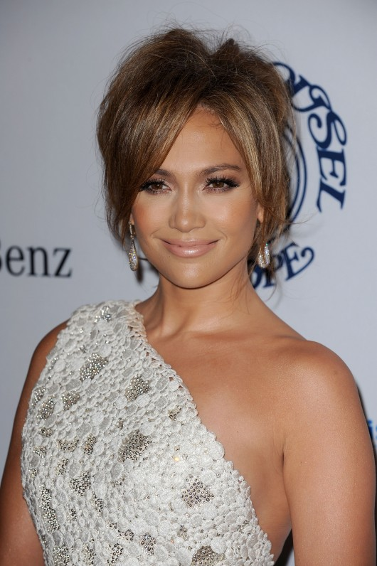 Jennifer Lopez at 32nd Annual Carousel Of Hope Ball, Beverly Hilton hotel