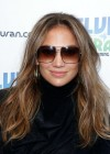 Jennifer Lopez at Z100 Studio -14