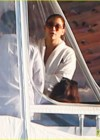 Jennifer Lopez - Bikini on a yacht in Miami-09