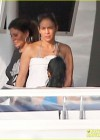 Jennifer Lopez - Bikini on a yacht in Miami-11