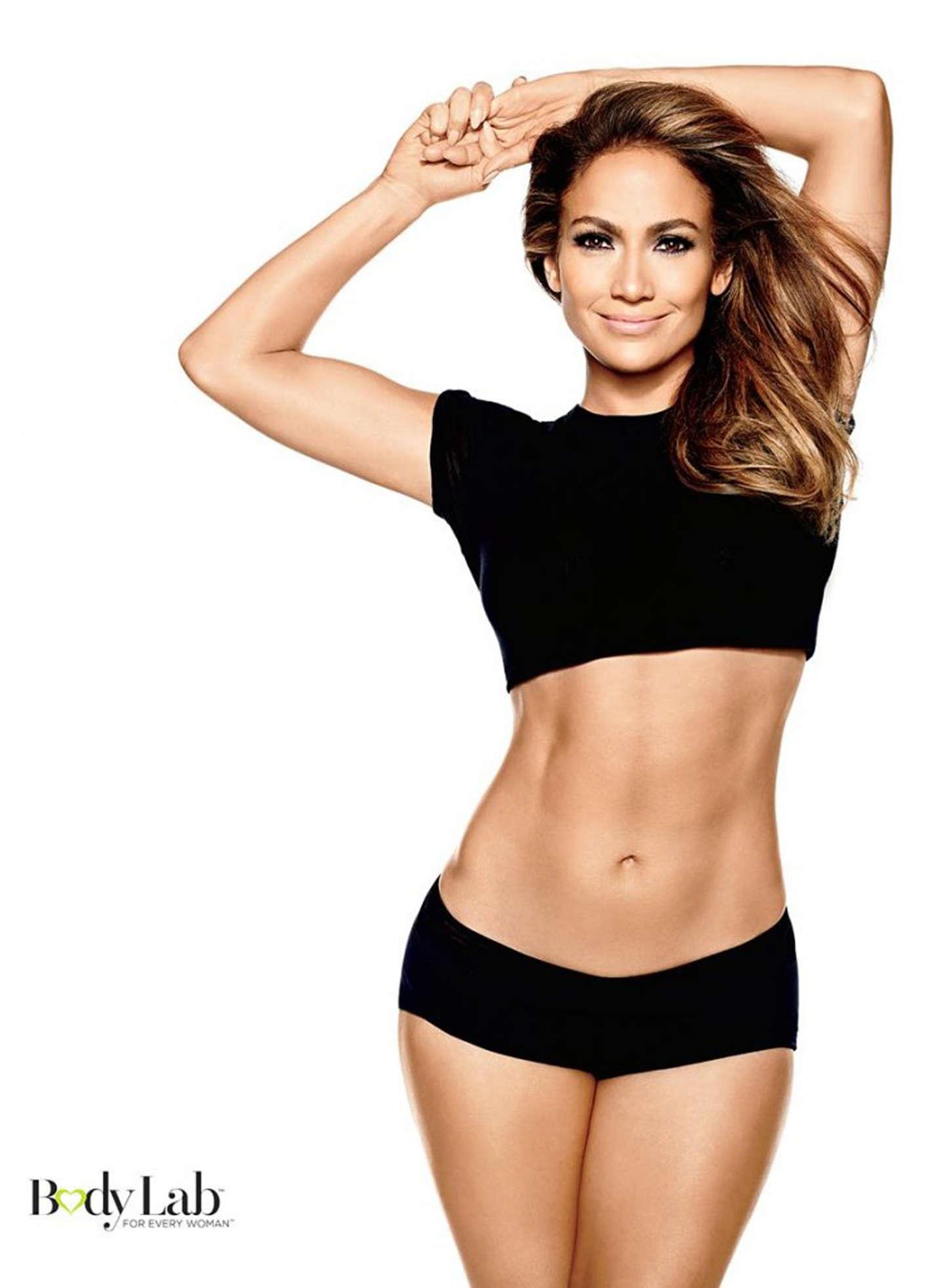 Jennifer Lopez Bodylab Amp Endless Campaigns For Sharper