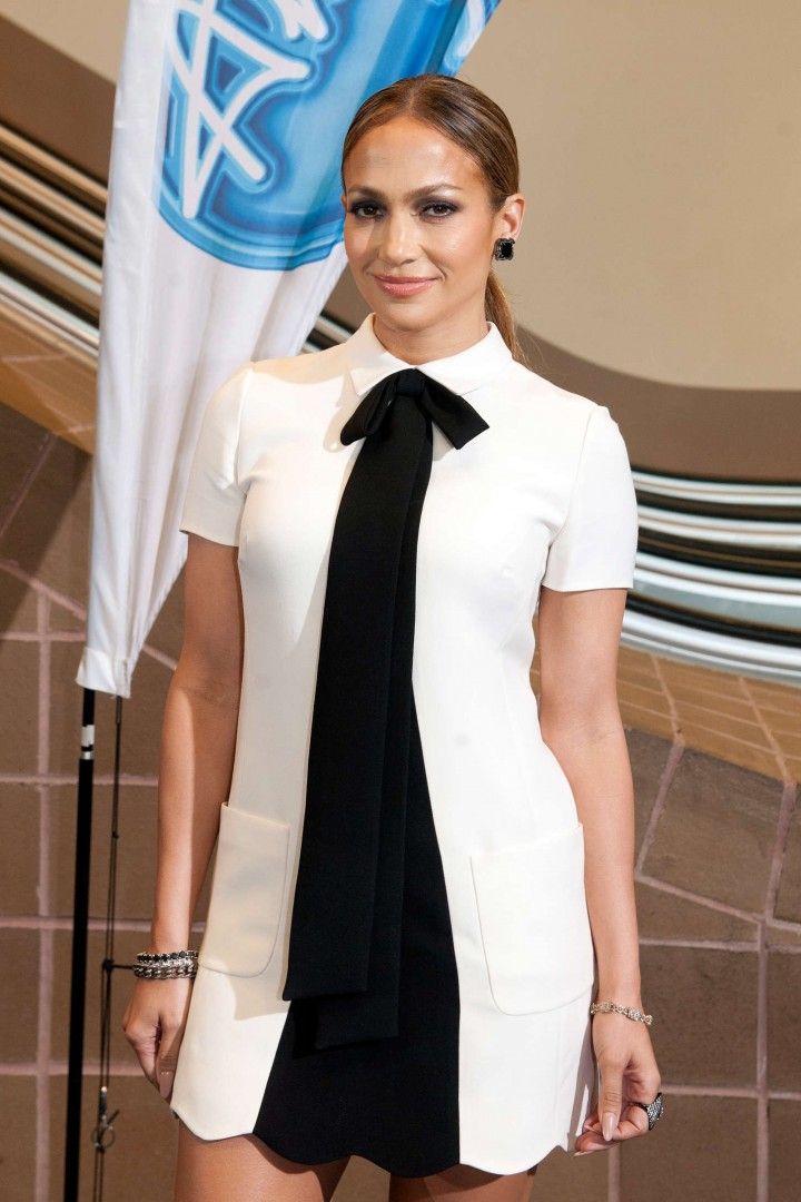 Jennifer Lopez – Ernest N. Morial Convention Center in New Orleans
