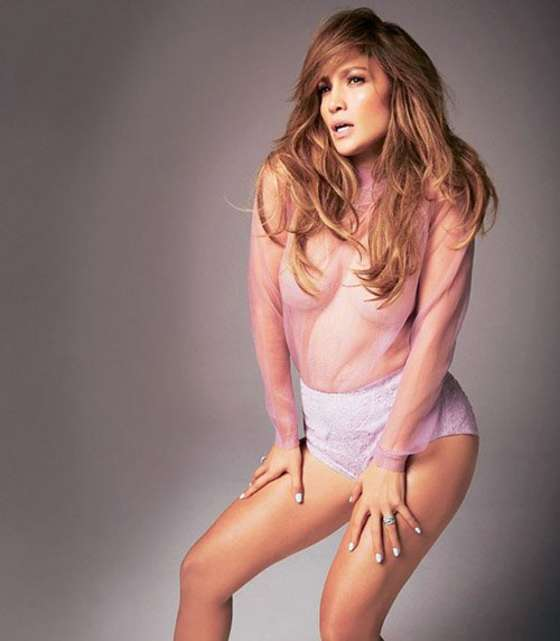 Jennifer Lopez: Glamour UK -01
