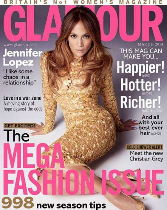 Jennifer Lopez: Glamour UK -02