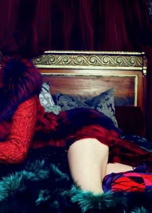 Jennifer Lopez - Harper's Bazaar Russia (December 2014)