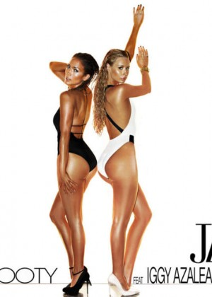 "Jennifer Lopez & Iggy Azalea in Swimsuit - ""Booty"" Remix Cover"