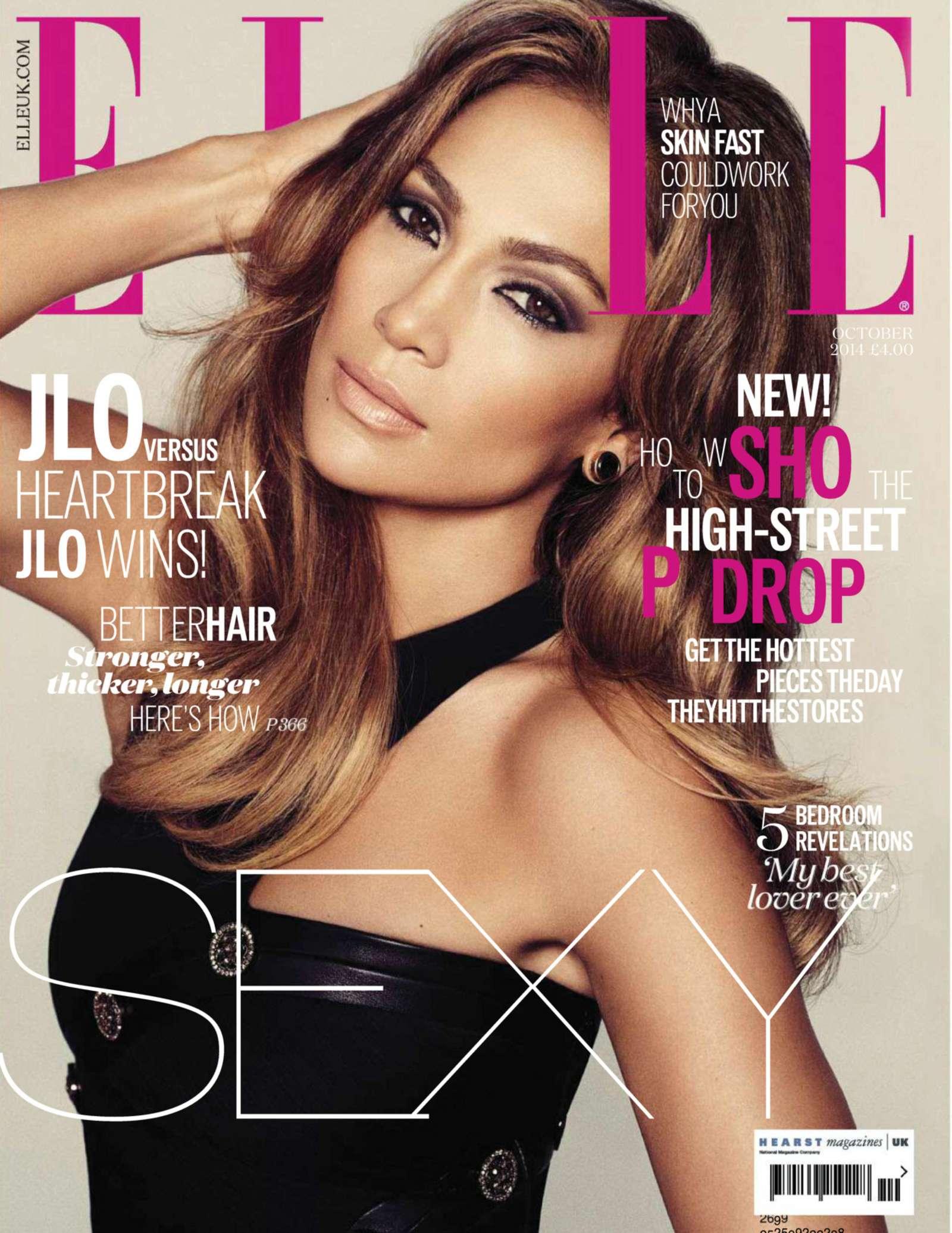 Jennifer Lopez 2014 : Jennifer Lopez – ELLE UK 2014 -08