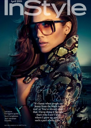 Jennifer Lopez: InStyle 2014 -01
