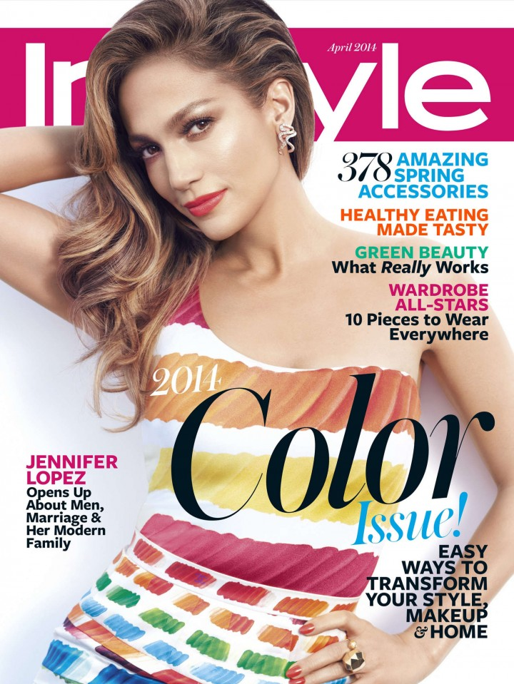 jennifer lopez instyle 2014 02 gotceleb. Black Bedroom Furniture Sets. Home Design Ideas
