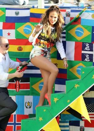 Jennifer Lopez: FIFA World Cup Brazil set -02
