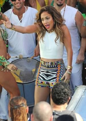 Jennifer Lopez: FIFA World Cup Brazil set -07