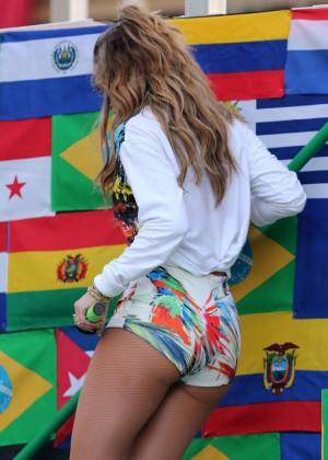 Jennifer Lopez: FIFA World Cup Brazil set -11