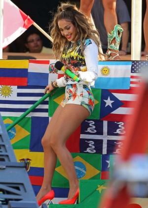 Jennifer Lopez: FIFA World Cup Brazil set -12