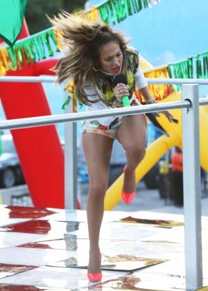 Jennifer Lopez: FIFA World Cup Brazil set -14