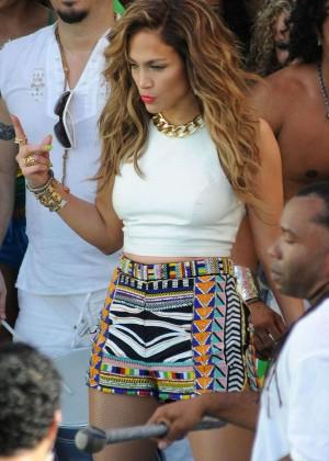 Jennifer Lopez: FIFA World Cup Brazil set -16