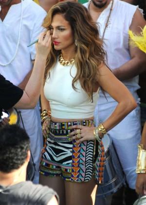 Jennifer Lopez: FIFA World Cup Brazil set -19