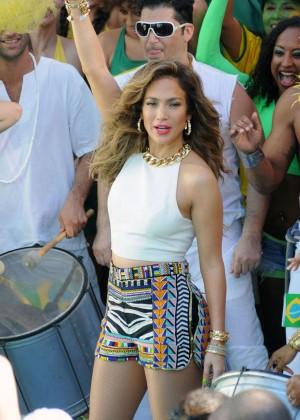 Jennifer Lopez: FIFA World Cup Brazil set -28