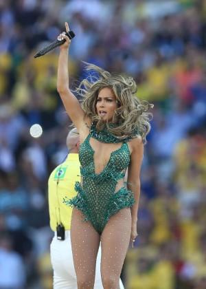 Jennifer Lopez and Claudia Leitte - Brazil 2014 -02