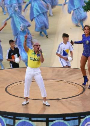 Jennifer Lopez and Claudia Leitte - Brazil 2014 -27