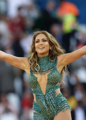 Jennifer Lopez and Claudia Leitte - Brazil 2014 -36