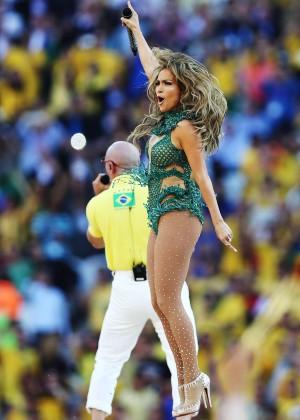 Jennifer Lopez and Claudia Leitte - Brazil 2014 -40