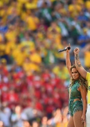 Jennifer Lopez and Claudia Leitte - Brazil 2014 -57