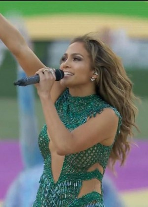 Jennifer Lopez and Claudia Leitte - Brazil 2014 -58