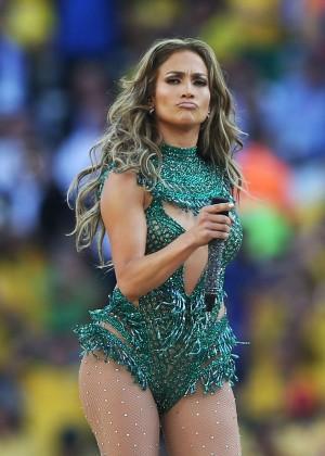 Jennifer Lopez and Claudia Leitte - Brazil 2014 -61