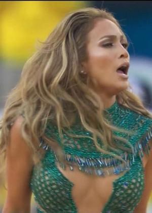 Jennifer Lopez and Claudia Leitte - Brazil 2014 -71