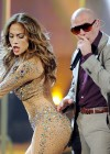 Jennifer Lopez - Hot at 2011 American Music Awards in LA-06