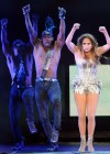 Jennifer Lopez - Hot photos on stage-14