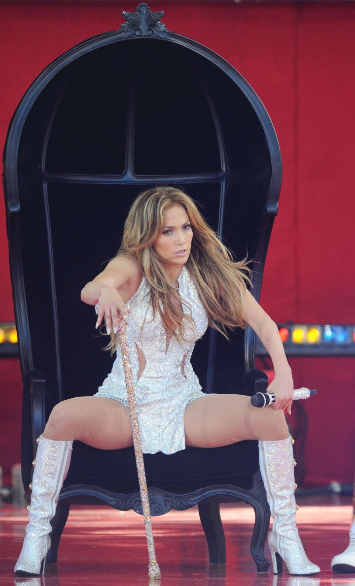 Jennifer lopez performs live on good morning america 48 Where does jennifer lopez live