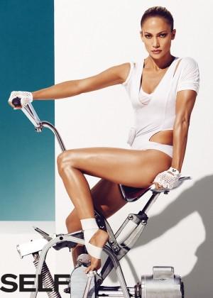 Jennifer Lopez - Self Magazine (January 2015) adds