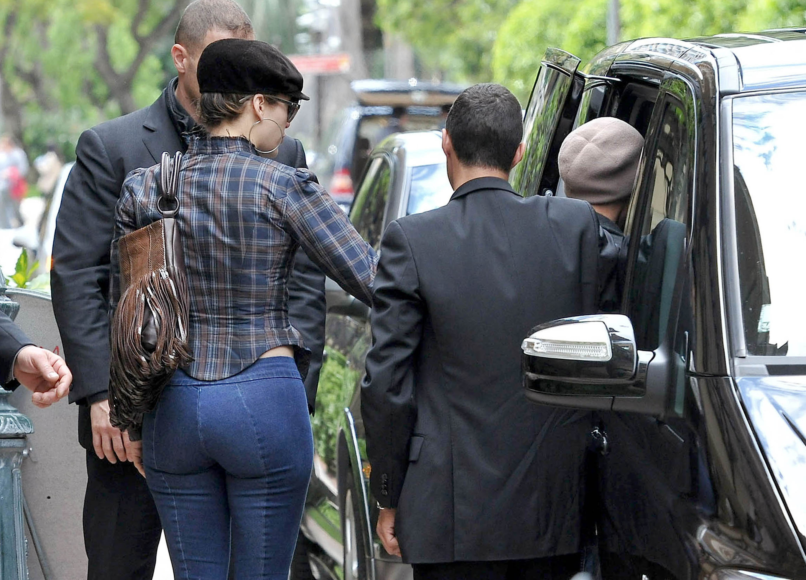 Jennifer Lopez Tight Pants