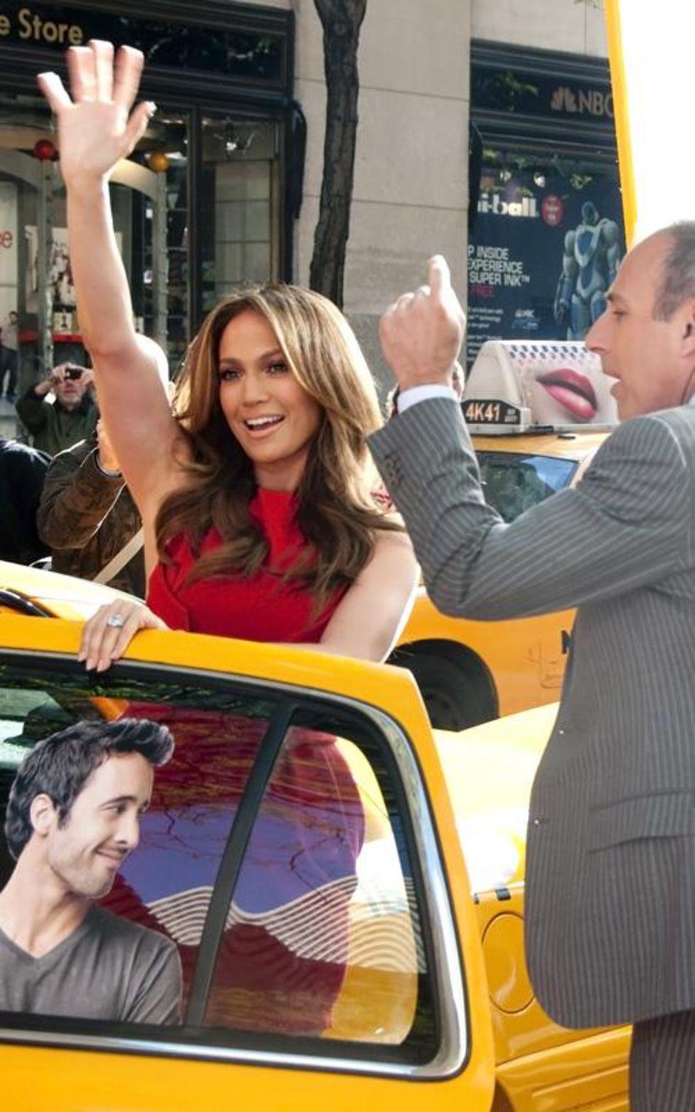 Jennifer Lopez 2010 : jennifer-lopez-today-show-03