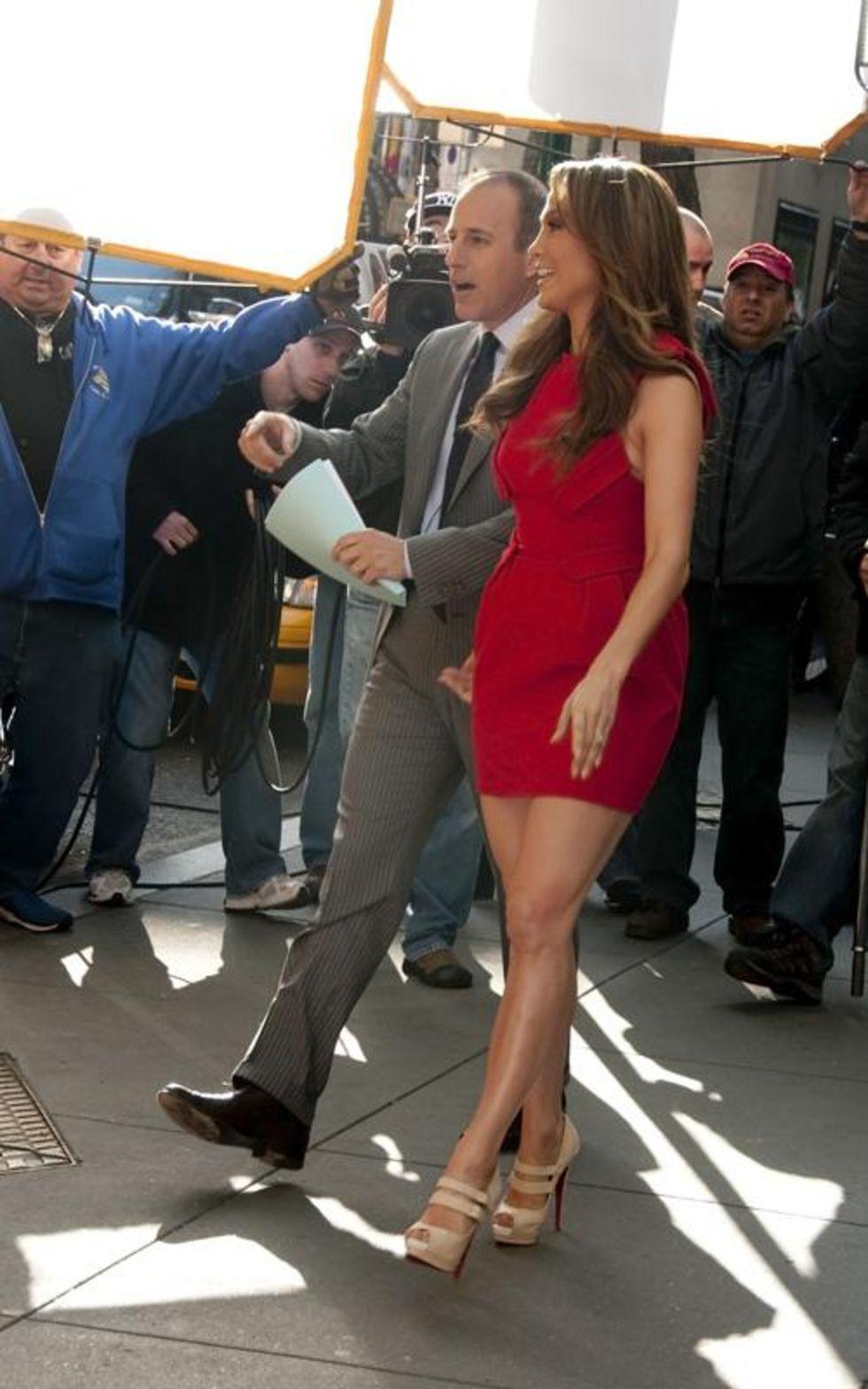 Jennifer Lopez 2010 : jennifer-lopez-today-show-04