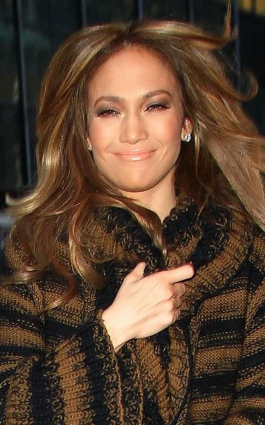 Jennifer Lopez 2010 : jennifer-lopez-today-show-06