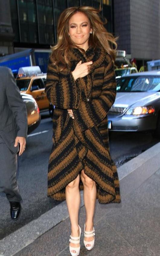 Jennifer Lopez 2010 : jennifer-lopez-today-show-07