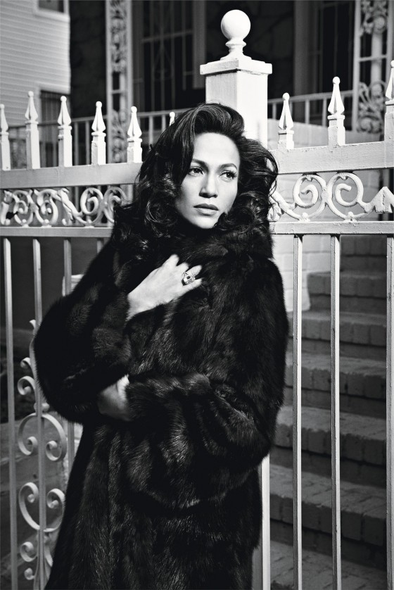 Jennifer Lopez – W Magazine 2013