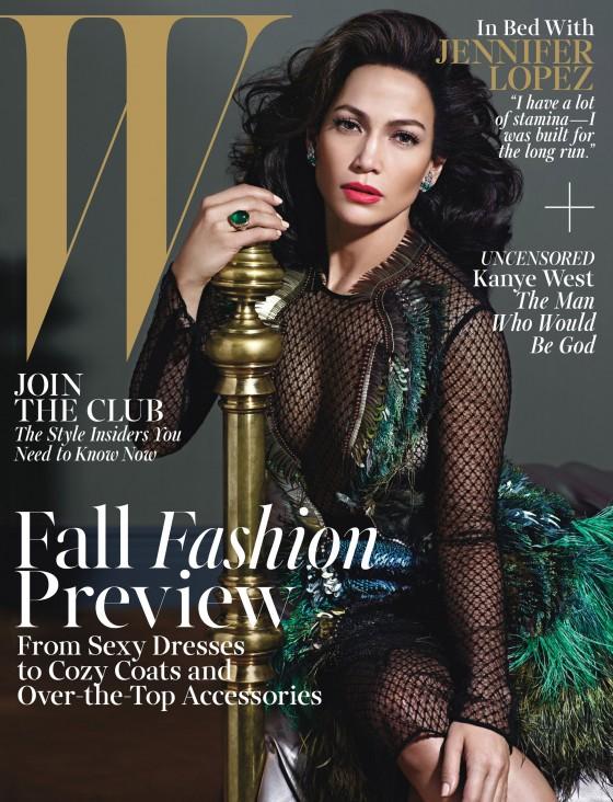 Jennifer Lopez – W Magazine 2013 -04
