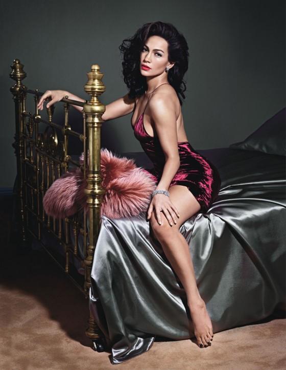 Jennifer Lopez - W Magazine 2013 -07