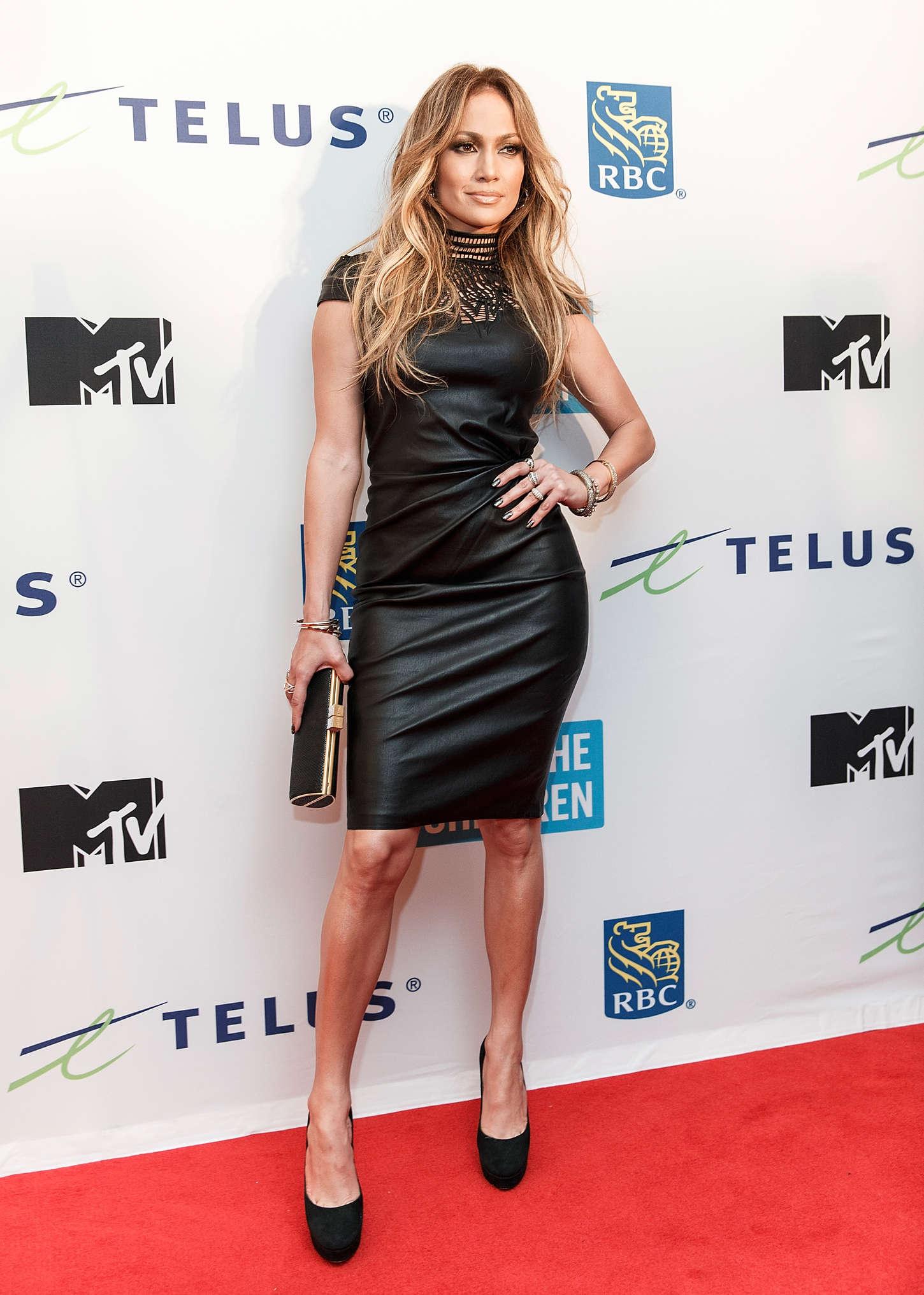 Jennifer Lopez 2014 : Jennifer Lopez: We Day 2014 -01
