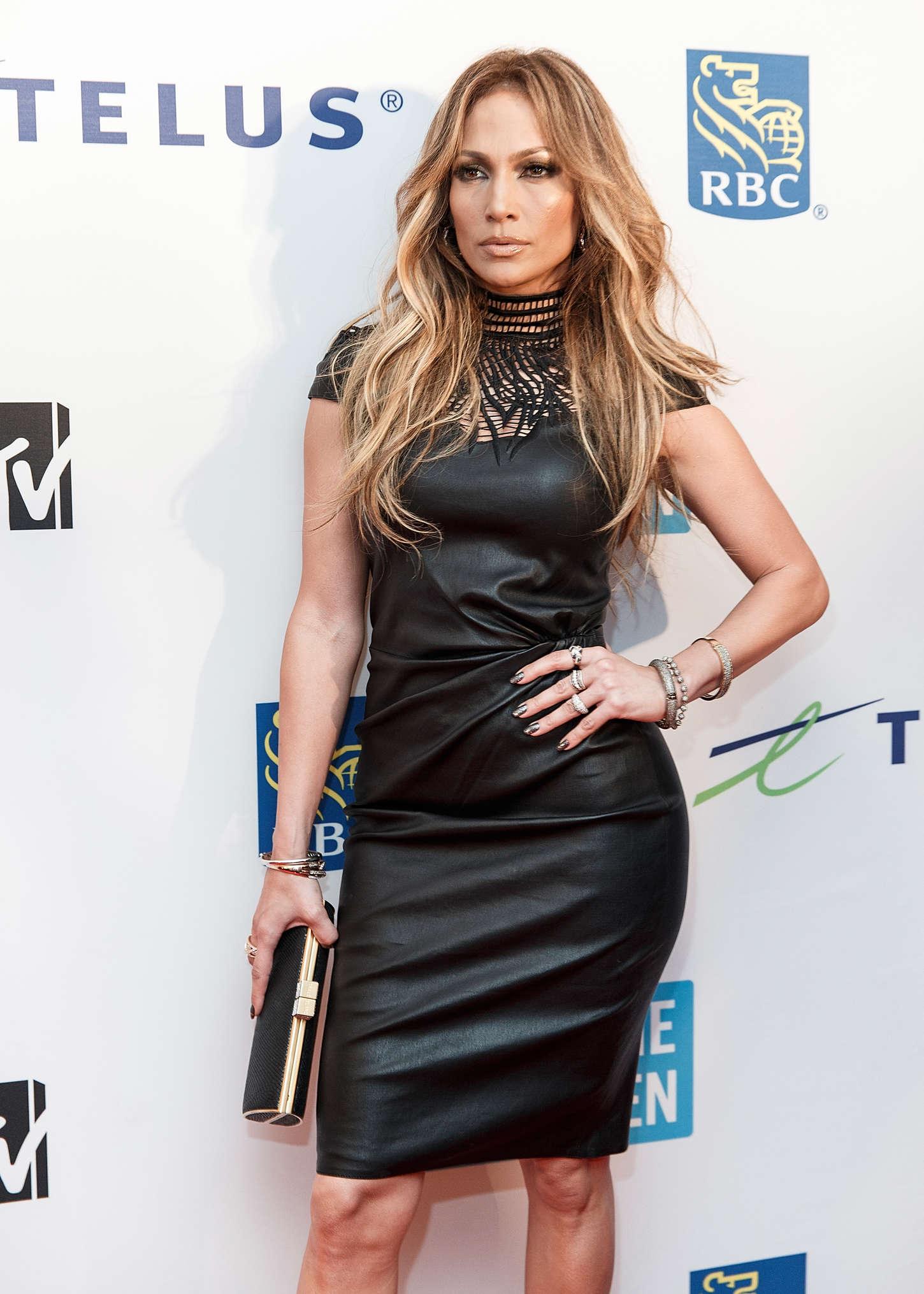 Jennifer Lopez 2014 : Jennifer Lopez: We Day 2014 -03